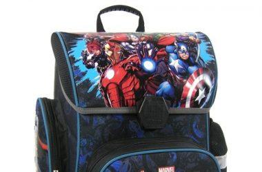 Tornister ergonomiczny Avengers dla chłopca