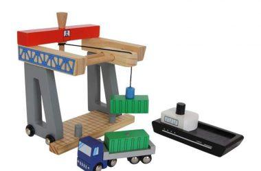 Zabawka konstrukcyjna dla dzieci terminal