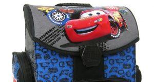 Tornister ergonomiczny Auta dla chłopca