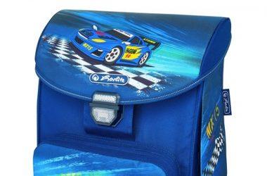 Tornister Herlitz Smart Super Racer dla chłopca