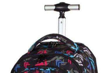 Plecak młodzieżowy na kółkach CoolPack Junior