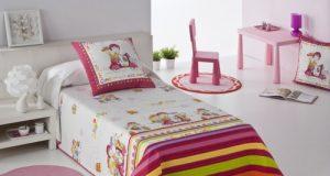 Narzuta na łóżko dla dzieci