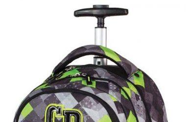Plecak szkolny na kółkach CoolPack Rapid 36 L