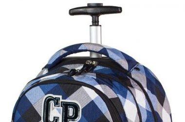 Plecak młodzieżowy na kółkach CoolPack Rapid
