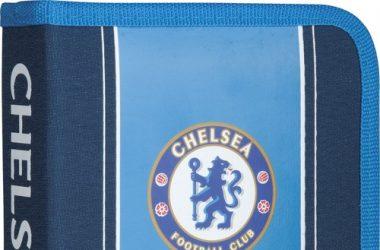Piórnik pojedynczy z wyposażeniem Chelsea