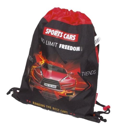 Worek na buty sportowy samochód