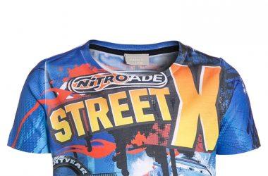 Koszulka dla chłopca Auta Cars