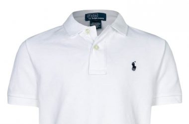Koszulka Polo dziecięca Ralph Lauren biała