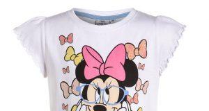 Modne sukienki dla dziewczynek Disney Minnie Mouse