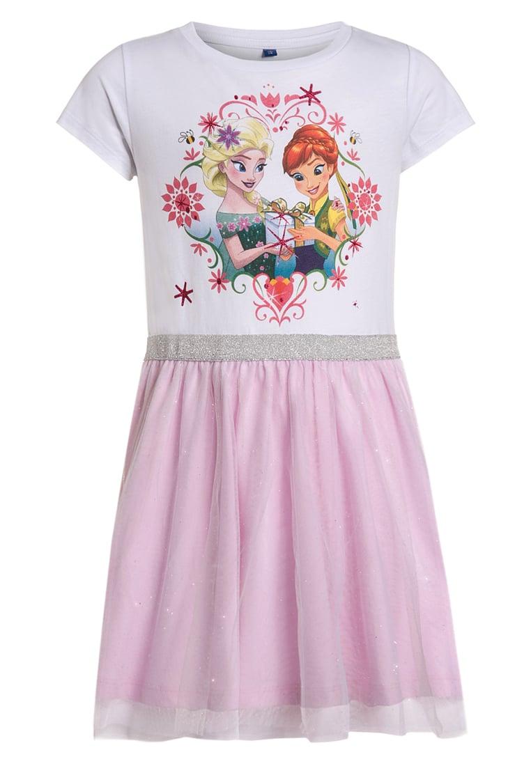 Modne sukienki dla dziewczynek Disney Frozen