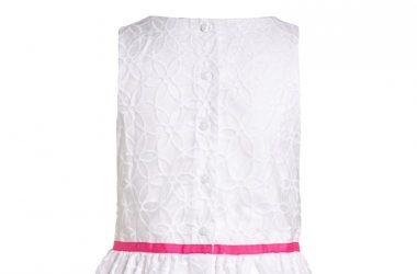 Sukienka koktajlowa dla dziewczynki Modne sukienki dla dziewczynek na wesele