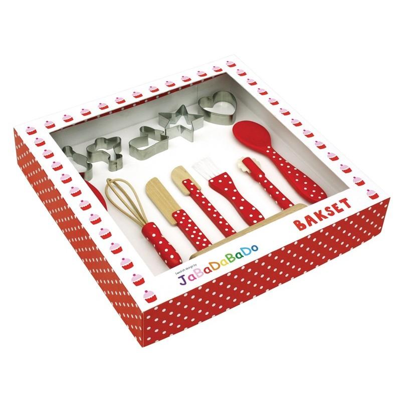 Kuchenne sztućce dla dzieci zestaw do pieczenia