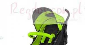 Wózki dla dzieci spacerowe Royal zielony