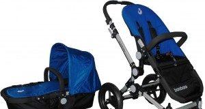 wózki wielofunkcyjne dla dzieci niebieski