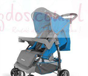 Wózki dziecięce spacerowe VIP niebieski