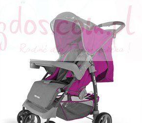 Wózek dziecięcy spacerowy VIP fiolet