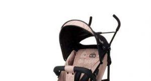 Wózek spacerówka parasolka beżowy