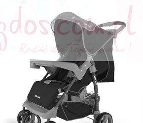 wózek dla dzieci spacerowy VIP czarny