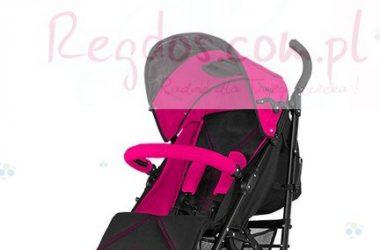 Wózki spacerowe dla dzieci Royal różowy