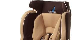 Samochodowy fotelik dziecięcy Scope 0-25 kg cappuccino