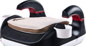 Siedzisko samochodowe dla dzieci beżowe