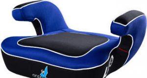 Siedzisko samochodowe dla dziecka granatowe