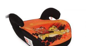 Podstawki samochodowe dla dziecka król lew