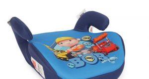 Podstawki samochodowe dla dzieci Bob Budowniczy