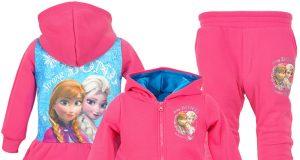 Frozen dres dla dziewczynki różowy