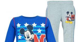 Dla chłopca super dres Myszka Miki spodnie i bluza
