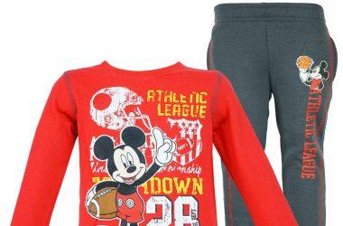 Dla chłopca super dresy Myszka Miki spodnie i bluza