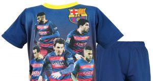 Strój piłkarski dla dzieci - FC Barcelona Superstars