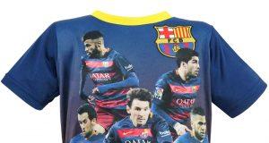 koszulka piłkarska dla dzieci - FC Barcelona Superstars