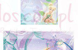 Dziecięca pościel Dzwoneczek Disney dla dziewczynki
