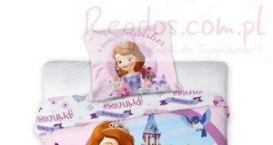 Dziecięca pościel Jej Wysokość Zosia dla dziewczynki