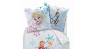 Dziecięca pościel Frozen dla dziewczynki Anna i Elsa