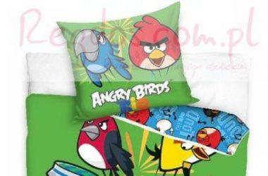 Pościel Angry Birds 160x200