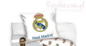 Dziecięca pościel Real Madryt 160x200