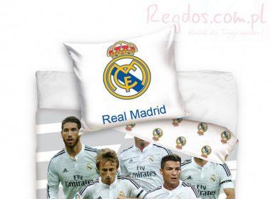 Dziecięca pościel Real Madryt 160×200