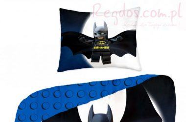 Pościel LEGO Batman 135x200 cm