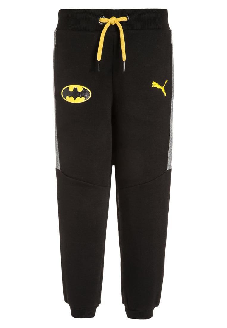Dziecięce spodnie dresowe Puma ze znaczkiem Batman