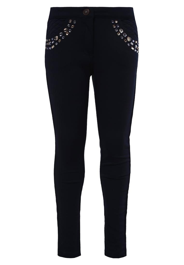 Eleganckie spodnie materiałowe dla dziewczynki
