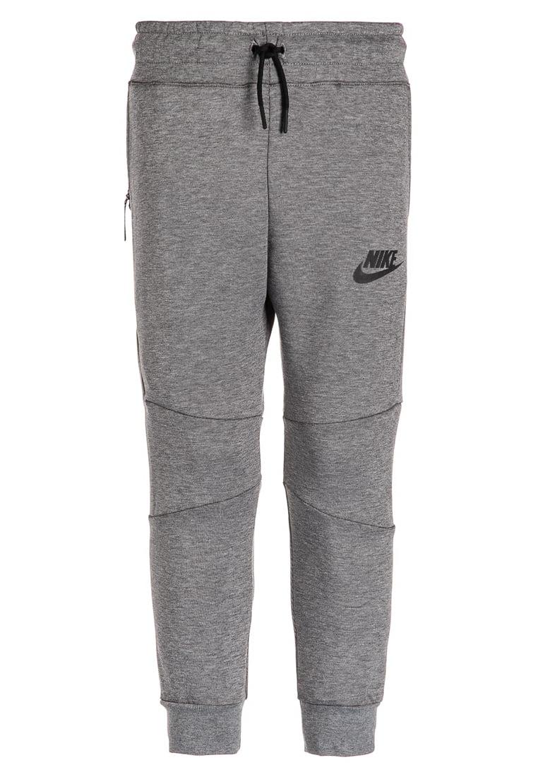 Nike spodnie dresowe dla dziewczynki szare