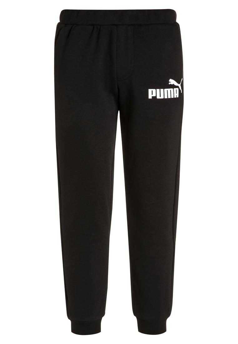 Dziecięce spodnie dresowe Puma czarne