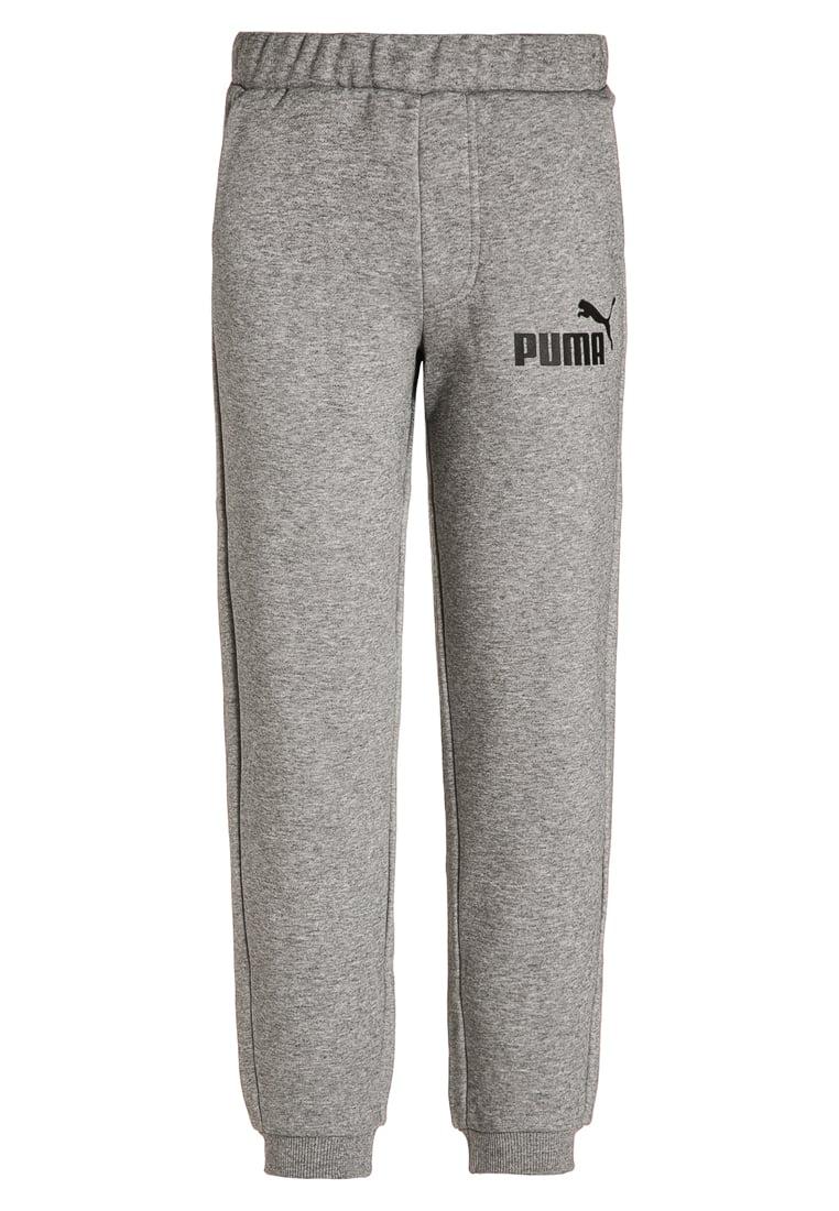Dziecięce spodnie dresowe Puma szare