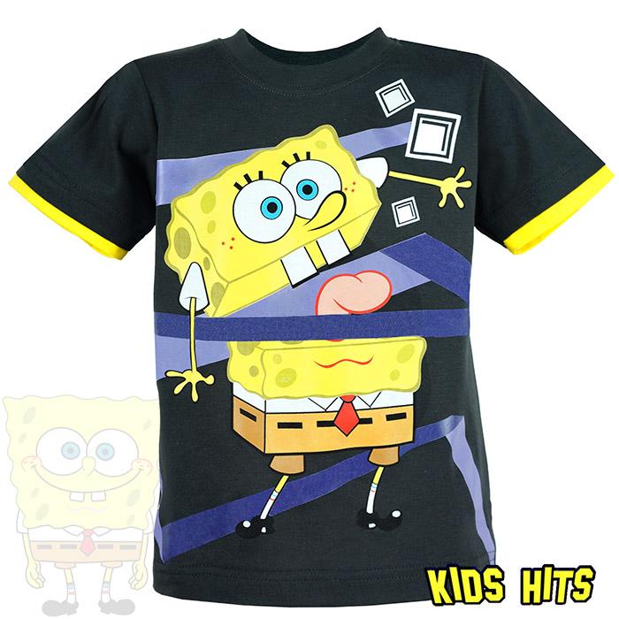 Dziecięca koszulka t shirt SpongeBob