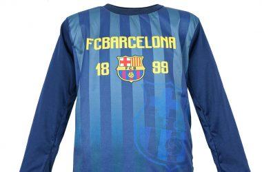 """Dziecięca bluzka fc barcelona """"Crest 1899"""" niebieska"""