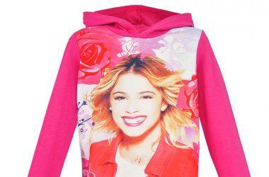 Ubrania Violetty - tunika bluza Violetta różowa