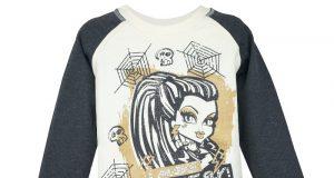 Bluza Monster High - śliczne ubrania dla dziewczynki
