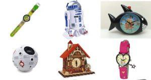 Budziki i zegarki dla dzieci